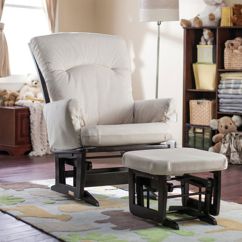 Best Chairs For Baby Nursery - Dutailier Glider