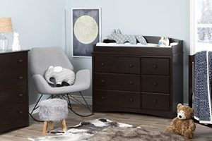 Baby Changing Table Dresser - Southshore Angel
