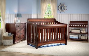 Bentley By Delta Baby Nursery Furniture Set