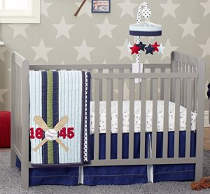 Baseball Nursery Bedding Set