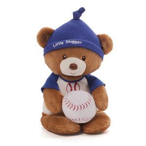 Baseball Nursery - Little Slugger Teddy Bear
