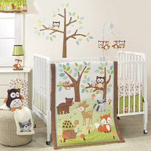 Enchanted Forest Theme - Bedtime Originals Friendly Forest