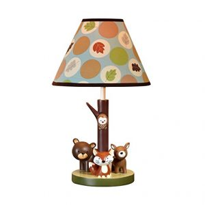 Enchanted Forest Theme - Carter's Friends Lamp