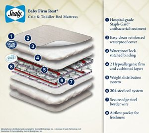 Best Baby Mattress - Sealy Baby Firm